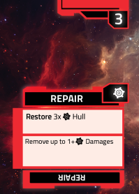 command cards red6