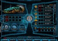Latest Shuriken starship mat.