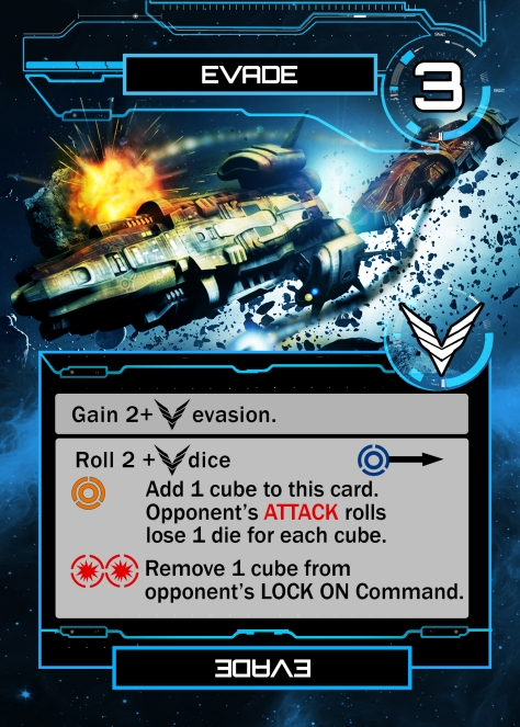 Evade blue card-Recovered